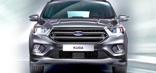 Новая модель Ford Kuga