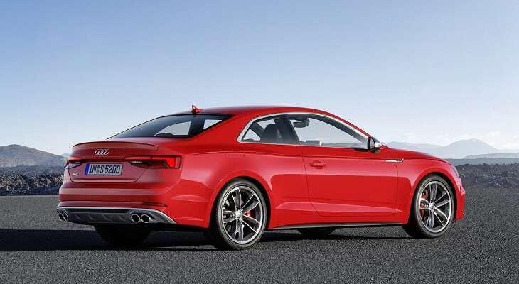 задние фары Audi a5