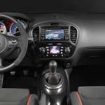 приборная панель Nissan Juke 2017
