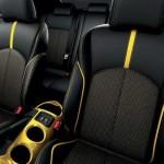 пассажирские сидения Nissan Juke