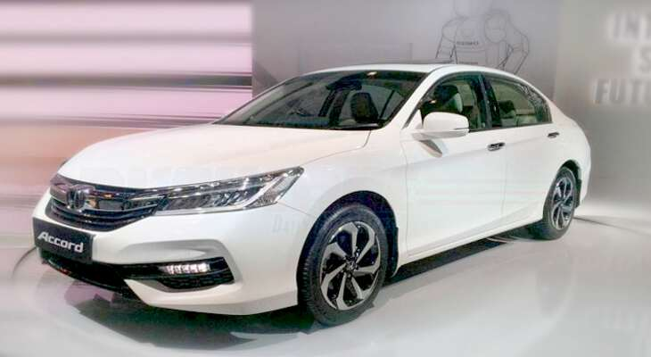 экстерьер Honda Accord Sport
