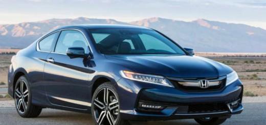 Honda Accord купе