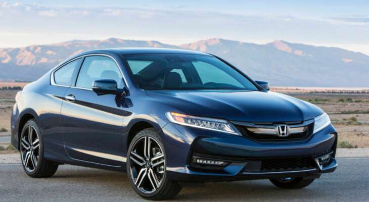 Honda Accord купе