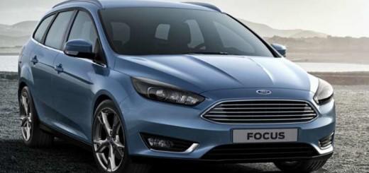 экстерьер Ford Focus