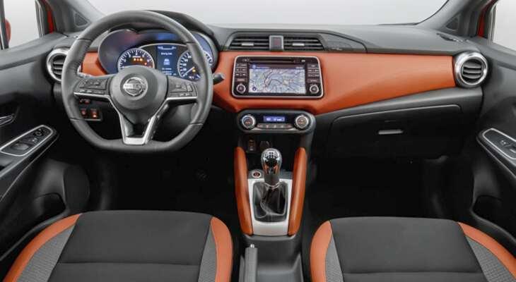 руль Nissan Miсra