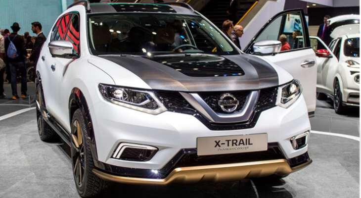 премиум концепт Nissan x trail