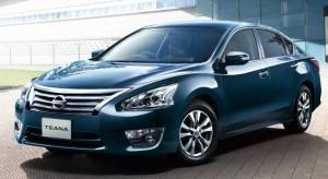 Nissan Teana 2017 – скоро дебют!
